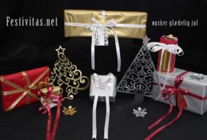 Gavebånd til julegaver