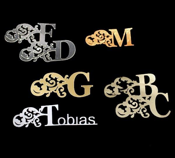 Monogram fra Flora-serien