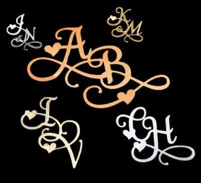 Monogram fra Hjerte-serien