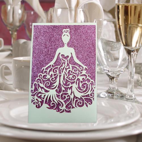 Prinsesse invitation