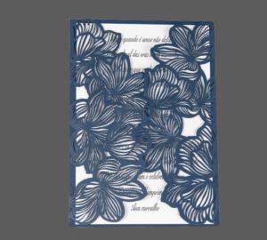 Præfabrikerede Kort med blonder