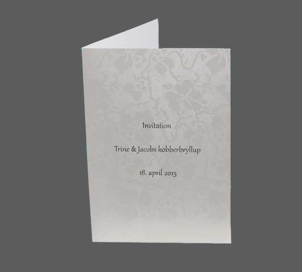 Enkle invitationer