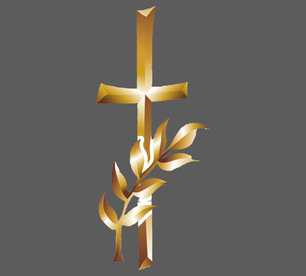 Salmehæfter og takkekort ved begravelse